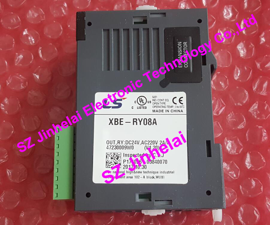 100% New and original XBE-RY08A LS(LG) PLC 8 point Relay output