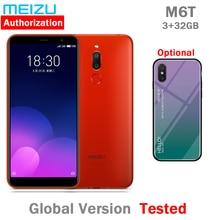 Küresel Sürüm MEIZU M6T 4G LTE 3 GB RAM Octa Çekirdek 5.7