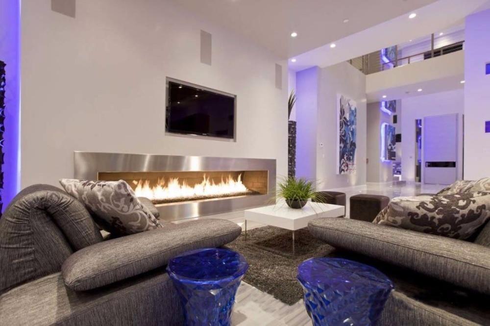 On Sale Bio  Fireplace Wifi Control Smart Fireplace 30''