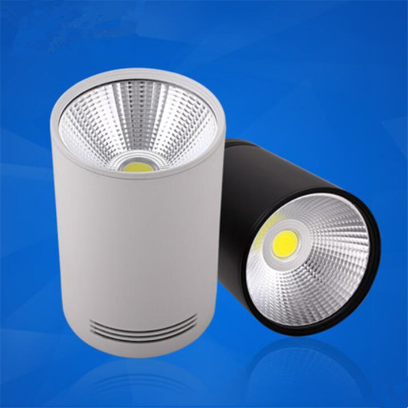 20w Led Surface Mounted: 6PCS X Dimmable LED Recessed Downlights 15W 20W COB LED