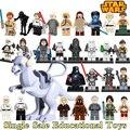 Building Blocks Starwars Jyn Erso Jawa Orson Krennic Imperial Hovertank Pilot Luke Classic Models Bricks Toys Kids DIY Hobbies