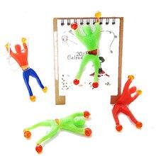 12 шт./лот липкое скалолазание альпиниста для мальчиков детские игрушки для вечеринок развлечения подарок на день рождения для мальчиков, любимая игрушка