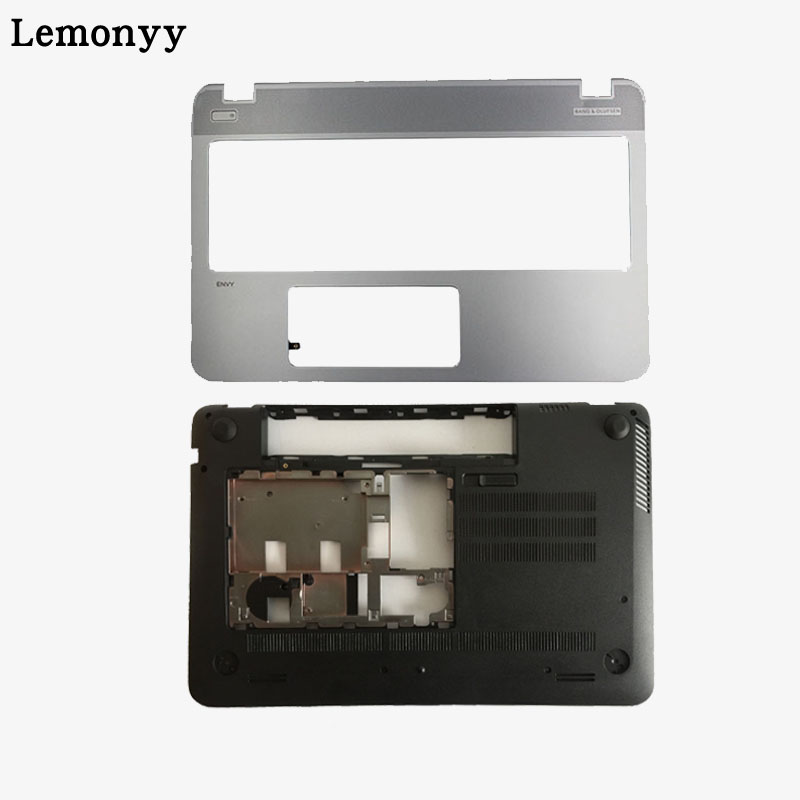 NEW Palmrest Upper cover/Bottom case cover For HP ENVY M6 M6-N M6-N012DX 774153-001 760040-001 C and D shell крепление для жк дисплея ноутбука for hp hp m6 envy m6 m6 1000 m6 2000 686913 001 m6 m6 1000 m6 2000