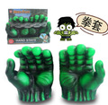 THE LATEST Free Shipping New The Avengers Punhos Hulk Gamma Grip Fists Novelty Toys Decoration Festa Vingadores Kids Toy