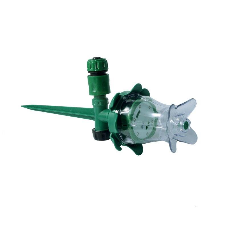 LED Gicleurs D'irrigation Pelouse Pulvérisateur Arrosage Herbe Tête Outils Pour Jardin Cour XHC88 dans Arroseurs De Jardin de Maison & Jardin