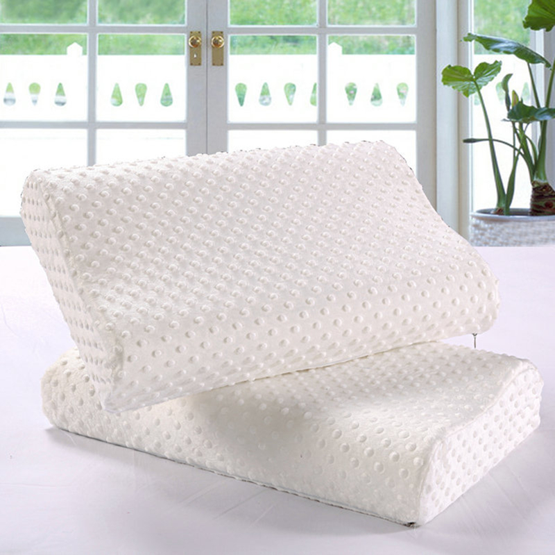 Sleep Natural Latex Pillow Massage Pillows Orthopedic Pillow kussens Oreiller Almohada Cervical Poduszkap Memory Pillow