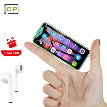 Original K-touch I9 Cellphone Android 8.1 Quad Core 3GB RAM +32GB ROM GPS Pocket Mini Luxury Face Recognition Mobile Phone(China)