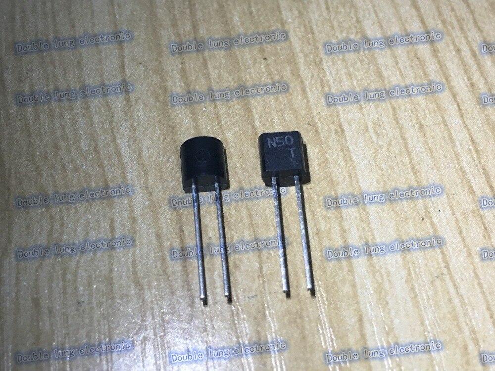 100 шт./лот ICP-N50 ICPN50 N50 TO92 экранированный диод защиты от короткого замыкания элементы