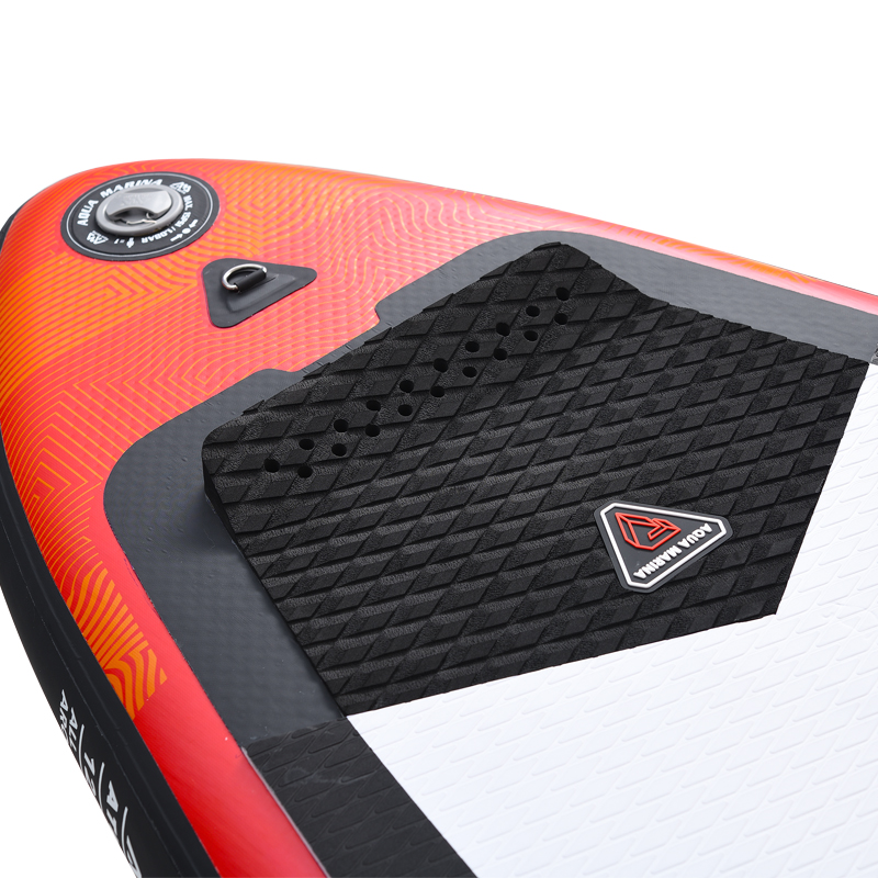 366*84*15 cm gonflable planche de surf ATLAS 2019 stand up paddle board surf AQUA MARINA d'eau sport sup conseil ISUP planche de surf - 4