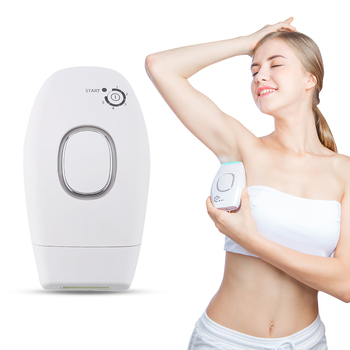 5 Modes Intense Electric Hair Remover, Hair Remover, Laser Body Hair Removal - Women Painless Threading Machine Electric Device with Light IPL Electric