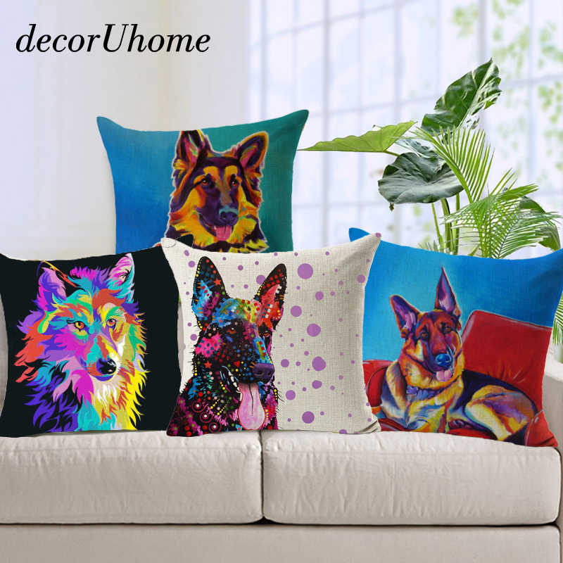 Sofa Pillow Covers
