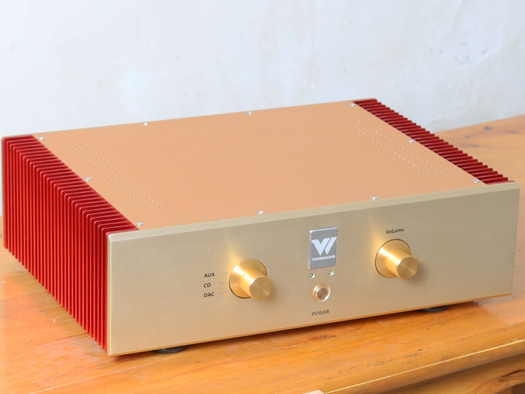 Finished Stereo HiFi Integrated Power Amplifier 120W+120W Based on dartzeel NHB-108 Circuits 200pcs 74hc125 74hc125d hc125 sop 14 integrated circuits