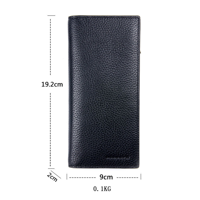 famoso designer de carteira de Main Material : Leather, Polyester