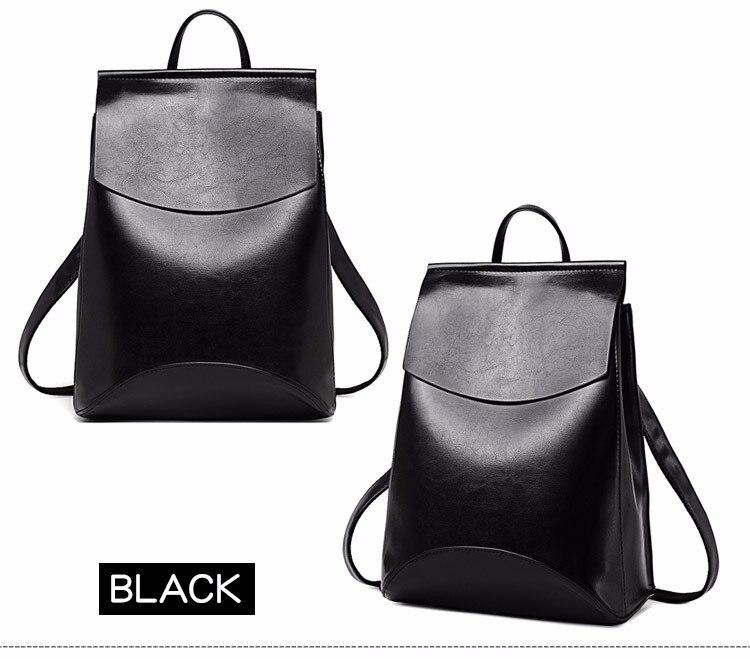 HTB1pXeJXsyYBuNkSnfoq6AWgVXaq 2018 HOT Fashion Women Backpack High Quality PU Leather Backpacks for Teenage Girls Female School Shoulder Bag Bagpack mochila
