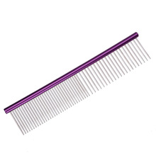 Pet Dog Comb Professional Steel Hair Trimmer Tool