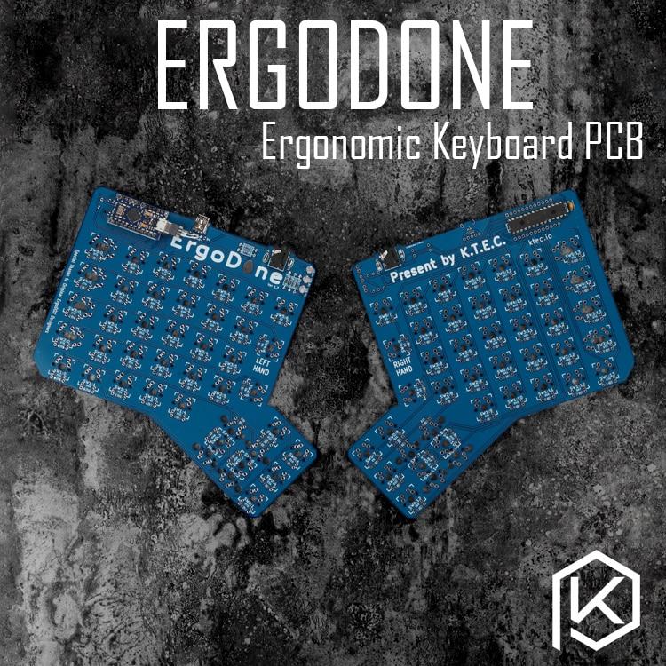 ergodone ergo Custom Mechanical Keyboard  TKG TOOLS PCB   programmed Ergonomic Keyboard Kit similar with infinity  ergodoxmechanical keyboardkeyboard kitergonomic keyboard