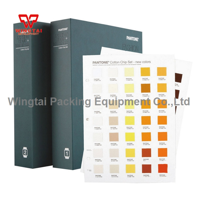 PANTONE FASHION, HOME Interiors TCX Color Guide Pantone TCX Cotton Chip Set FHIC400