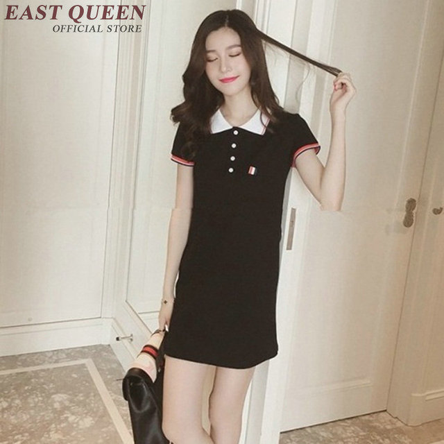 Preppy Black Dresses