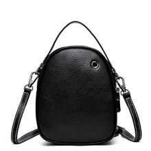 SA 2018 Genuine Leather Bags Women Fashion Insect Sign Women Bag Third Zipper Shoulder Bags Sequined Women Handbags  Sac a main