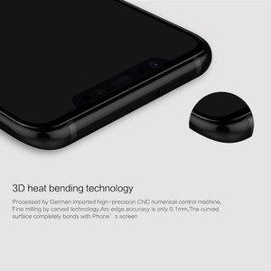 Image 2 - Xiao mi mi 8/mi 8 SE 3D TAM KAPAK Cam NILLKIN İnanılmaz 3D CP + MAX Nano Anti anti patlama Koruyucu Cam Ekran Koruyucu