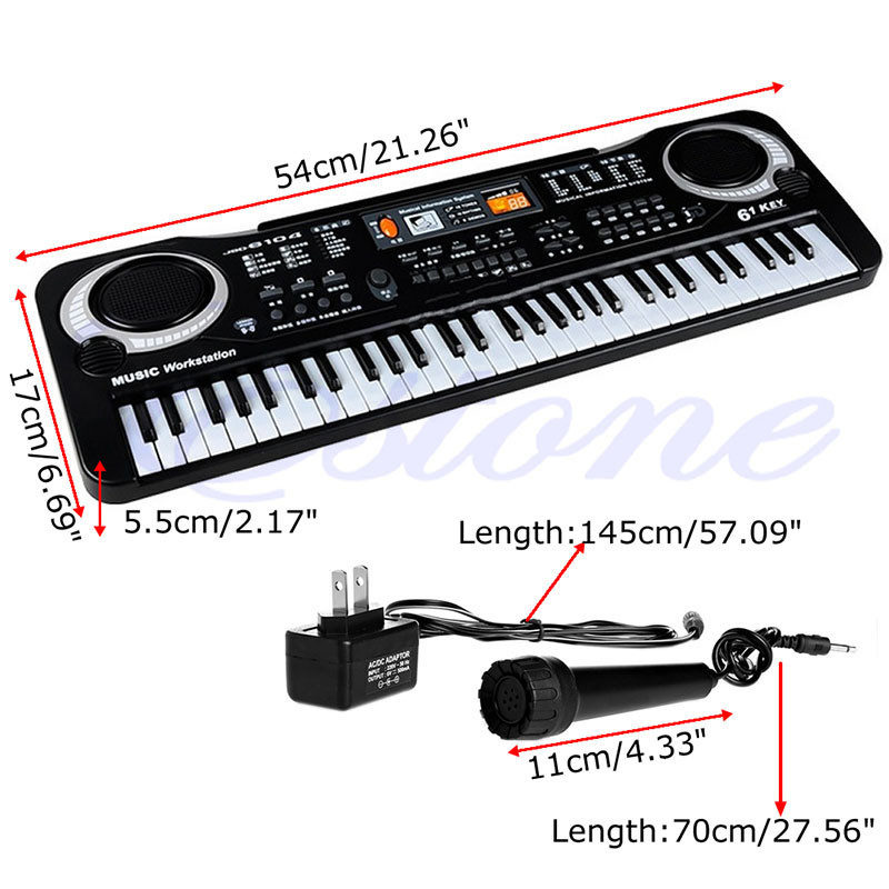 61-Keys-Digital-Music-Electronic-Keyboard-Key-Board-Gift-Electric-Piano-Gift-New (3)