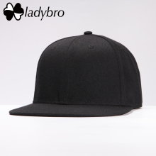 Ladybro 2017 Solid Hip Hop Hat Women Men Hat Cap Black Pink Cap Male Female Snapback Hat Street Bone Brand Baseball Cap Unisex