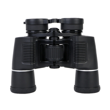 цена на Handheld 8x36 HD Binoculars Black High Times Waterproof Lll Night Vision Super Wide Angle BInocular Telescope for Outdoor Hiking