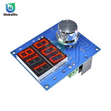 XL4016 PWM DC-DC 8A LED Board Red 5-36V to1.3-32V Digital Voltage Regulator Buck Step Down Power Module
