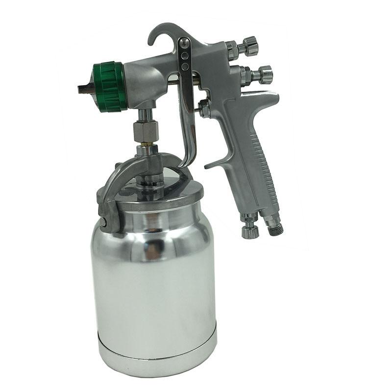 цена на SAT1155 pressure spray guns paint spray tool air brush spray gun paint air manual spray gun
