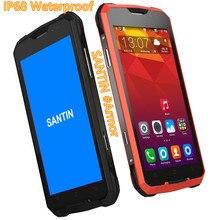 Su geçirmez IP68 Darbeye Dayanıklı Telefon SANTIN # Zırh Artı 2 GB RAM 5