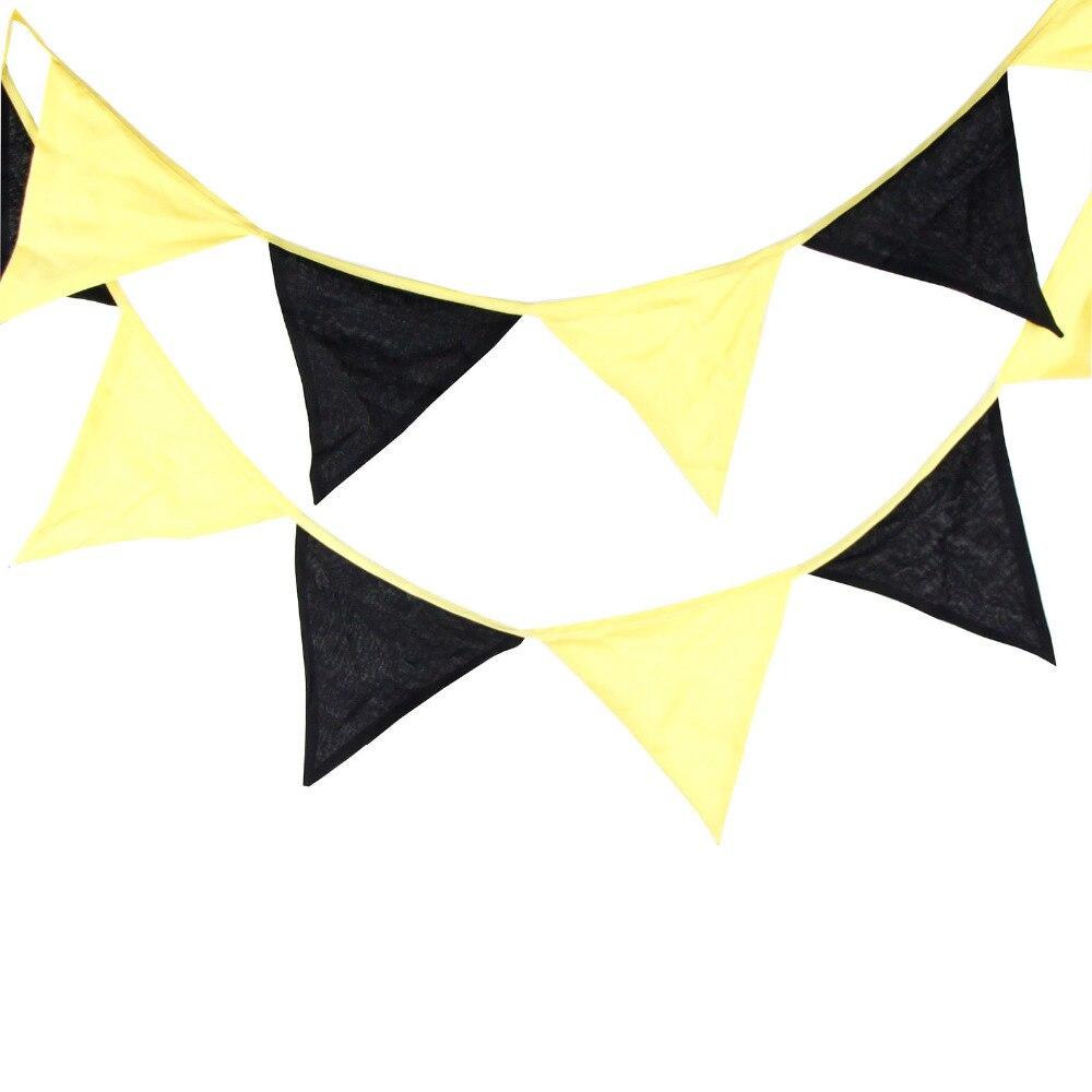 1 ცალი 3.2M შავი ყვითელი - დღესასწაულები და წვეულება - ფოტო 4