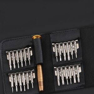Image 2 - Etmakit 25 pièces tournevis Mini réparation précision outil Kit ensemble Portable pour téléphone Portable lunettes ordinateur Portable montre nk shopping