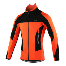 Thermal Windproof Cycling Jacket
