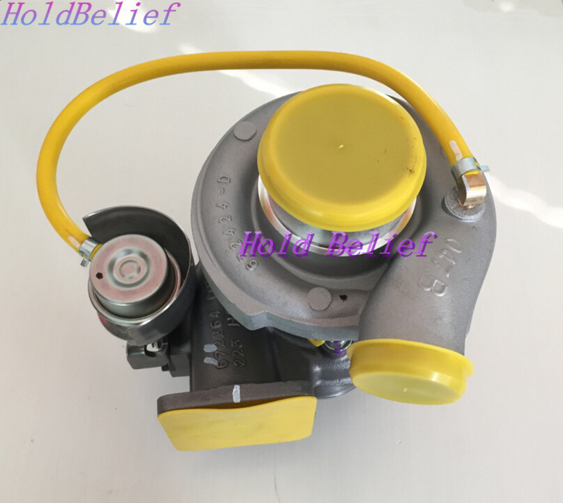 Nouveau turbocompresseur RE519833 pour moteur John Deere 7720 7820 7920 tracteur 8.1L