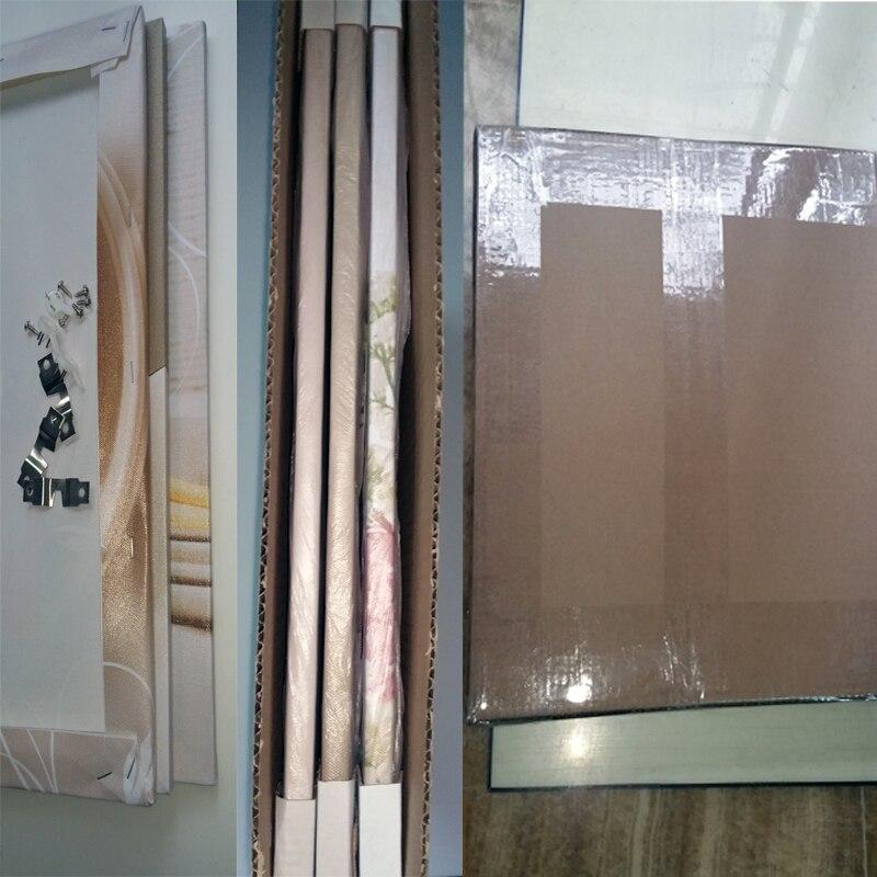 Высокое качество домашний текстиль постельные принадлежности мода простой хлопок листов четыре комплекта в полоску хлопковое стеганное о... - 6