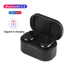 Mini Wireless Bluetooth 5.0 Earphone K9 TWS Touch Control Earbuds Handsfree Headphone Sport 3D Stereo Headset for iPhone Android