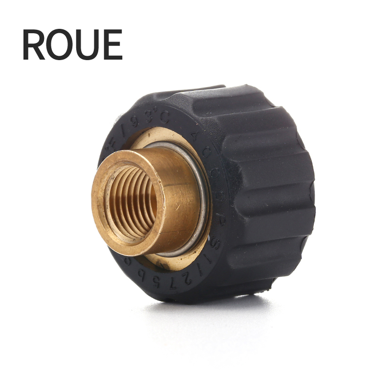ROUE Adapter For Nozzle Foam Generator Gun Soap Foamer For Karcher HD Pressure Washer High Quality