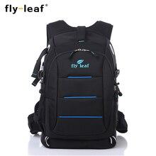 цена на FL 336 DSLR Camera Bag Photo Bag Camera Backpack Universal Large Capacity Travel Camera Backpack For Canon/Nikon Digital Camera