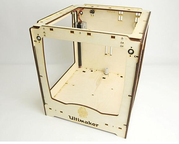 3d printer partsUltimaker Original frame laser cut frame wooden in 6mm plywood