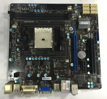 Free shipping / original   motherboards for MSI FM2-A85XMA-P33 USB3.0 FM2 DDR3 16G