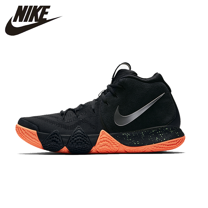 7fc30dd27692 NIKE Kyrie 4 Original Mens Basketball Shoes Breathable Height Increasing  Stability Support Sports Sneakers For Men Shoes-in Basketball Shoes from  Sports ...