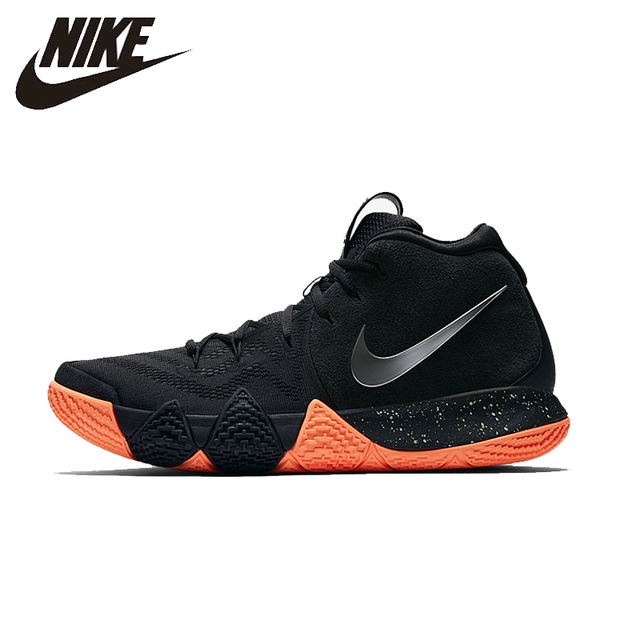 9ce180c84b469c NIKE Kyrie 4 Original Mens Basketball Shoes Breathable Height Increasing  Stability Support Sports Sneakers For Men Shoes