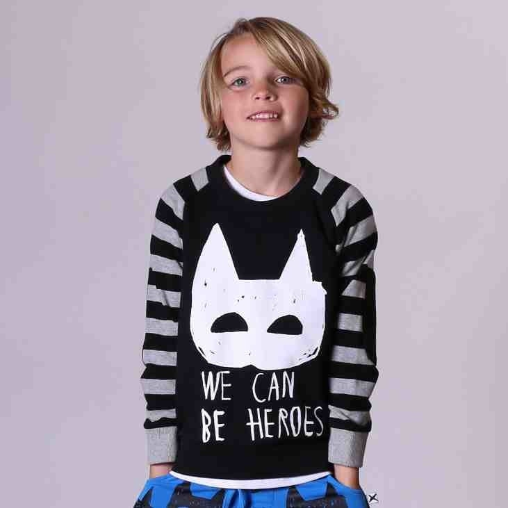 2016 SPRINg KIDS CLOTHING SETS BATMAN MASK PATTERN CARTOON THICK PULL OVER PANTS T SHIRTS BABY