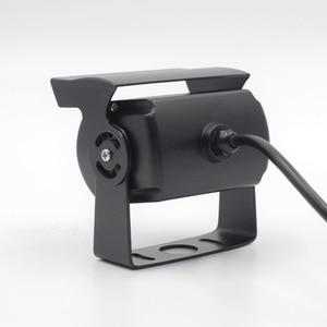 Image 5 - XCGaoon ユニバーサル車のリアビューカメラ 170 度防水 24 LED 夜ビジョン入力 DC 12 ボルト 24 ボルト、と互換性バス & トラック