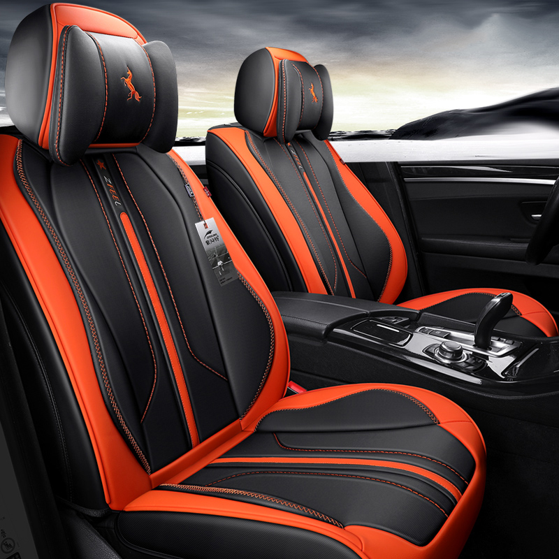 Car Seat Cover Universal Seat Car-Styling For BMW Audi BENZ VW Toyota Ford Hyundai Kia Nissan Mazda Lexus Volvo Acura 90% Cars