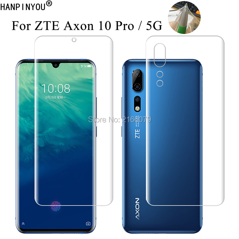 For ZTE Axon 10 Pro / 5G 6.47