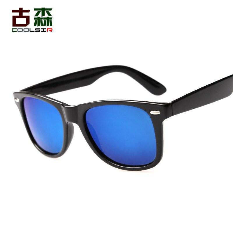 2017COOLSIR Polarized ladies Classic Rivet Shades Brand Designer Sun glasses UV400 Outdoor fishing and leisure Women Sunglasses