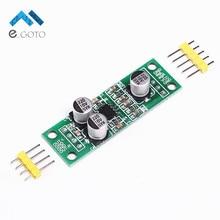 2×1.5 Вт TDA2822 двухканальный стерео аудио Усилители домашние модуль Мощность Усилители домашние доска 5 В 41×20 мм