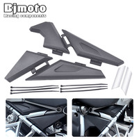Bjmoto For BMW R1200GS LC 2013 2017 R1200GS LC Adventure Motorcycle Upper Frame Infill Water Splashes