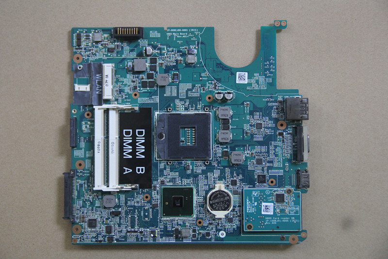 CN-0R27DH 0R27DH R27DH For DELL Studio 1458 S1458 Laptop motherboard 1P-009CJ00-6001 HM55 DDR3 fully tested work perfect original for dell 0x836m x836m poweredge r510 8 bay sas riser board backplane cn 0x836m fully tested